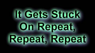 Jessie J Ft. David Guetta - Repeat WITH Lyrics HD