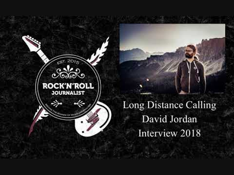 Long Distance Calling Interview 2018