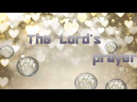Children produce 'Lord's Prayer' soundtrack