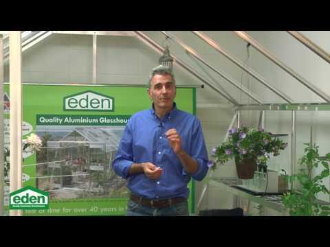 Edenlite Glasshouses & Greenhouses | Edenlite New Zealand