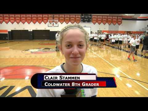 FCA Coldwater Middle School 5k