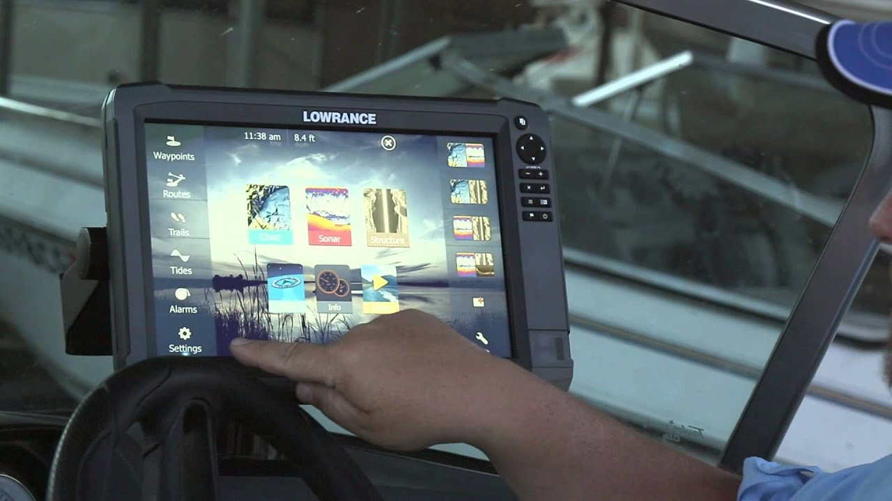Lowrance Distributors | Wholesale Sonar & GPS | Seawide