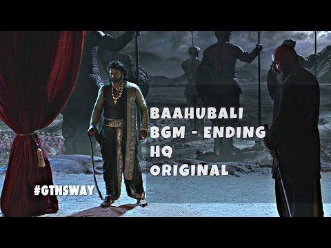 Baahubali: The Conclusion | BGM | HQ | OST| SS Rajamouli, Prabhas, Sathyaraj, Sabu Cyril