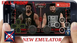 [ALL PS4 GAMES] WWE 2K17 IN ANDROID NO FAKE WATCH FIRST NEW EMULATOR
