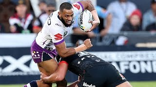 NRL Highlights: Warriors v Melbourne Storm - Round 19