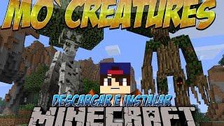 Minecraft 1.10.2/1.8.9/1.8/1.7.10 - Descargar e Instalar Mo`Creatures (Muchos Animales y Enemigos)