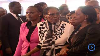 Video Kenneth Matiba's body arrives in Murang'a for the service download MP3, 3GP, MP4, WEBM, AVI, FLV Oktober 2018