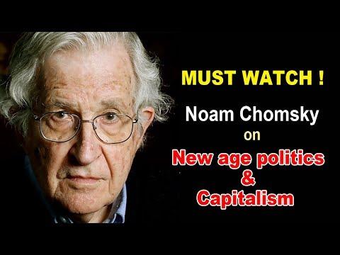 Noam Chomsky on Contemporary Capitalism | Kerala Literature Festival 2018