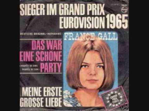 France Gall - Das war eine schöne Party