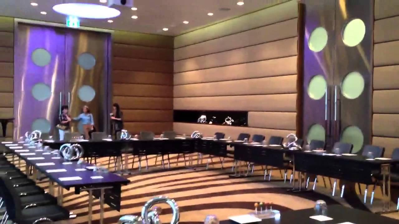 W Bangkok Hotel Social Room Youtube