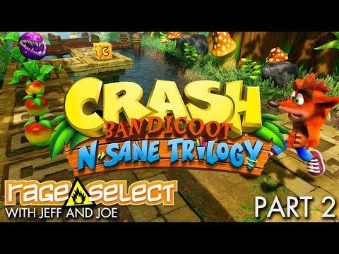 Misc Computer Games - Crash Bandicoot 2 - Crash Dash