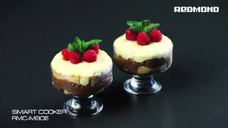 redmond rmc m90e digital smart multicooker 5 l rice cooker deep fryer slow cooker food steamer