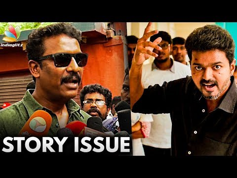 Even Rajini Murugan Story is Mine : Samuthirakani Opens Up | Sarkar, Sivakarthikeyan