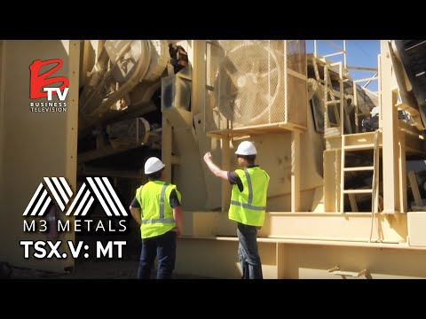 Stock Trading News | Small Cap Opportunity: M3 Metals | Bringing A Gold Mine Back To Life
