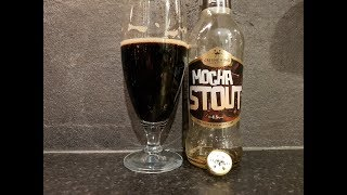 Greene King Mocha Stout By Greene King Brewery | British Beer Review