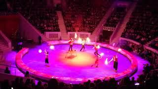 Открытие цирка в Нижнем Тагиле