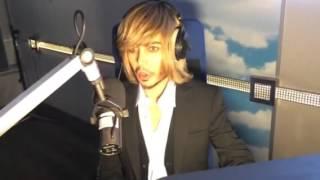 Сергей Зверев жжет на Русском Радиоведущий