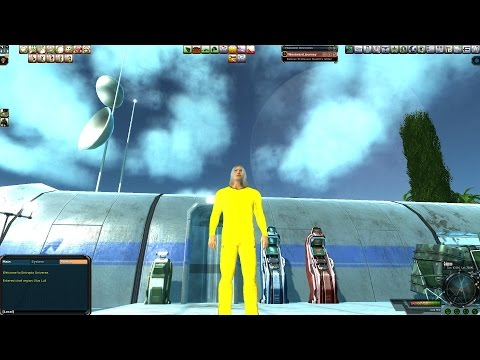 Entropia Universe mmorpg Free to Play Experiment #2