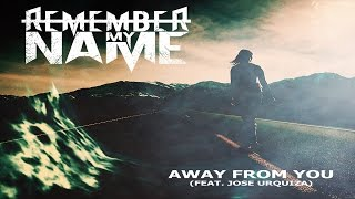 Within the Grey (Remember My Name) - Away from You (Official Lyric Video)
