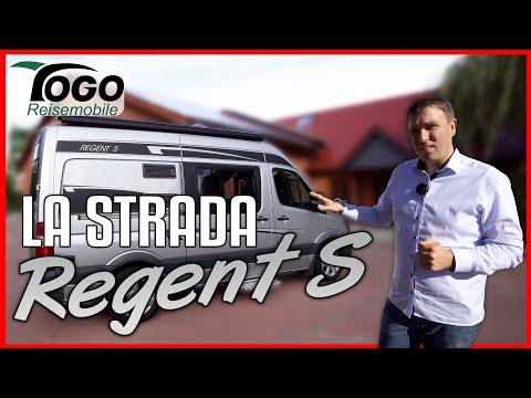 👉GEBRAUCHTER LA STRADA REGENT S 2017, gepflegt, wenig Kilometer | TOGO REISEMOBILE