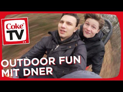 Die CokeTV Schnitzeljagd mit Dner und Andrej | #CokeTVMoment