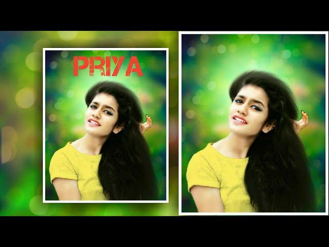 PicsArt CB Editing Tutorial Video Girl Manipulation By    Priya   