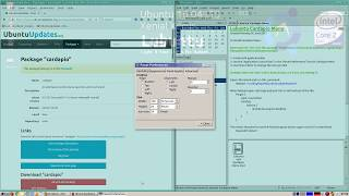 Lubuntu, installing Cardapio Menu