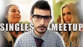 Secretly Filmed Singles Meetup Didn't Go As Expected