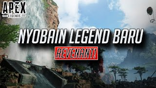 It's REVENANT but I'm a Noob - Apex Legend Indonesia