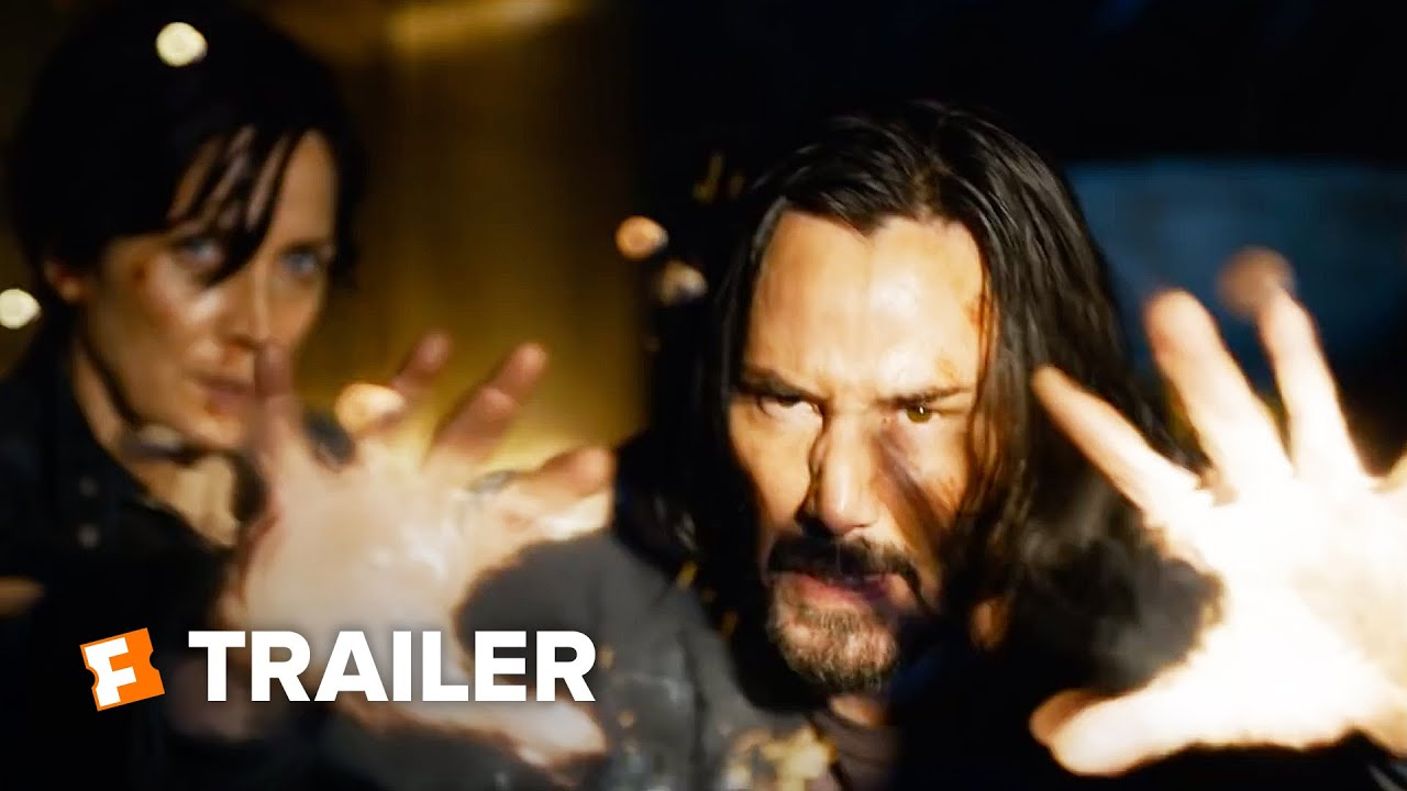 Download The Matrix Resurrections Trailer #1 (2021) | Movieclips Trailers