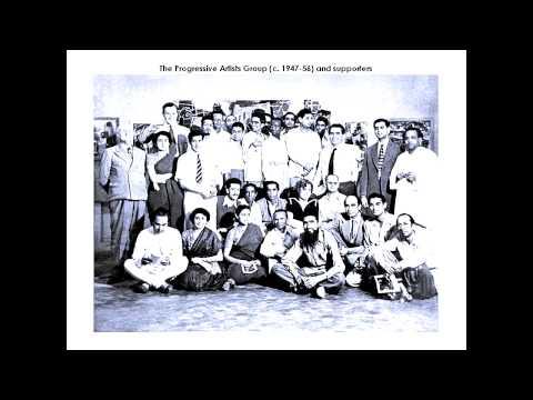 "Krishen Khanna on ""The Progressives"" - Monday, 8th June 2015, Kenneth Clark Lecture Theatre"