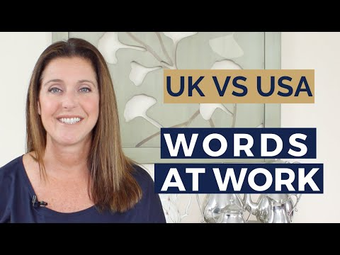 UK vs US Office - Differences Between American and British Work Words