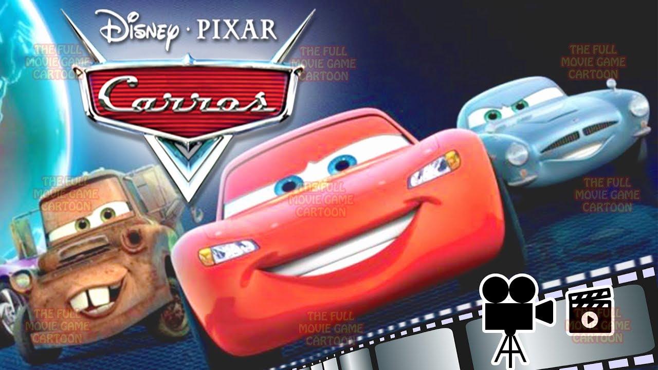 Carros 2 Filme Completo Dublado Portugues Jogo Desenho Infantil Disney Filme Completo Jogos Youtube