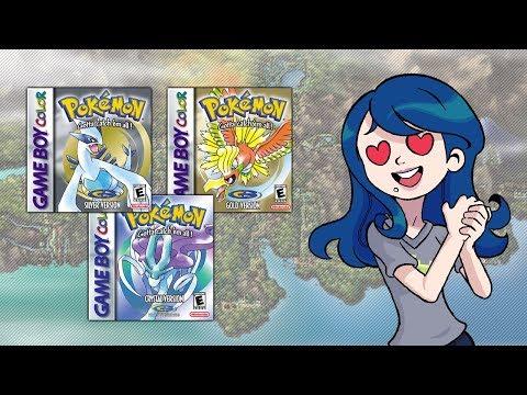 Pokémon Gold Silver and Crystal (Nintendo GameBoy Color) - Retro Game Review - Tamashii Hiroka
