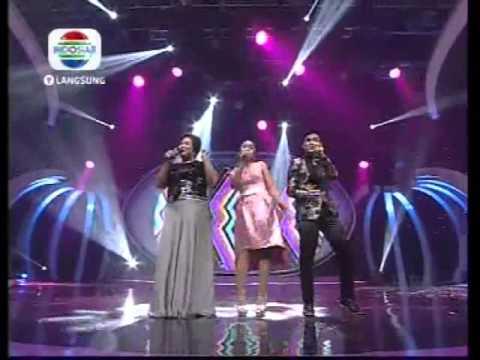 All Finalis - Dangdut - Konser Final 3 Besar part 2 - DAcademy Indonesia