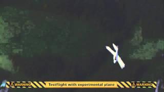 Flight Test: spinning a Diamond DA40 NG/Landing a DA40 Tundra on rought terrain