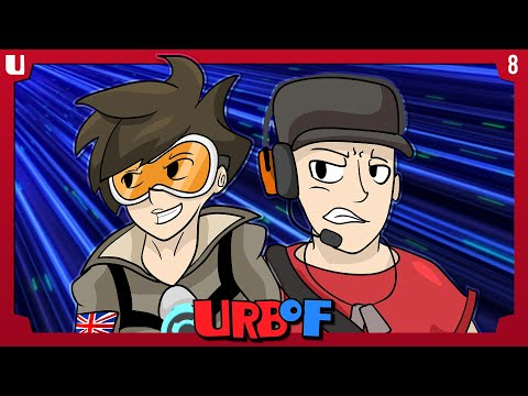 Tracer vs Scout - Uber Rap Battle #8