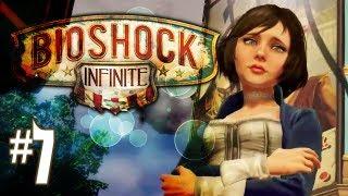 Bioshock Infinite Gameplay Walkthrough - Part 7 - Beach Time (Xbox 360/PS3/PC HD)