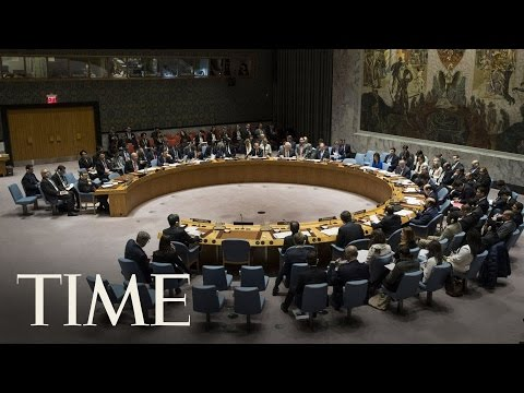 U.N. Security Council Briefing On The U.S. Air Strike In Syr