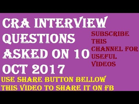 CRA INTERVIEW REVIEW 10 0CTOBER    DMRC CRA INTERVIEW QUESTIONS   BY  GKMANIA    gkmania    gk mania