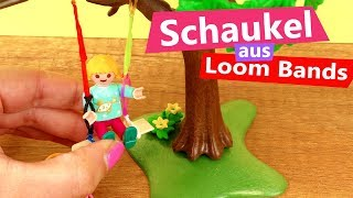 Klettergerüst Diy : Playmobil diy spielplatz idee klettergerüst selber machen puppen