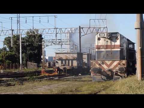 Bocinas Parte 1 / Trains Horns Part 1
