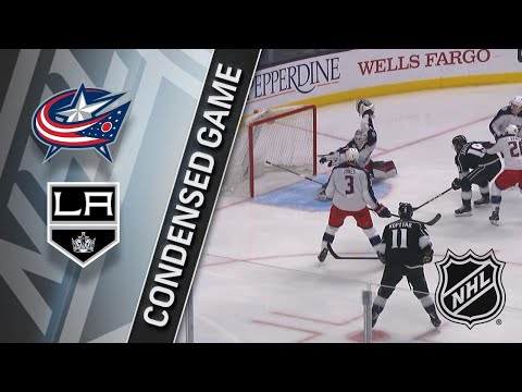 03/01/18 Condensed Game: Blue Jackets @ Kings