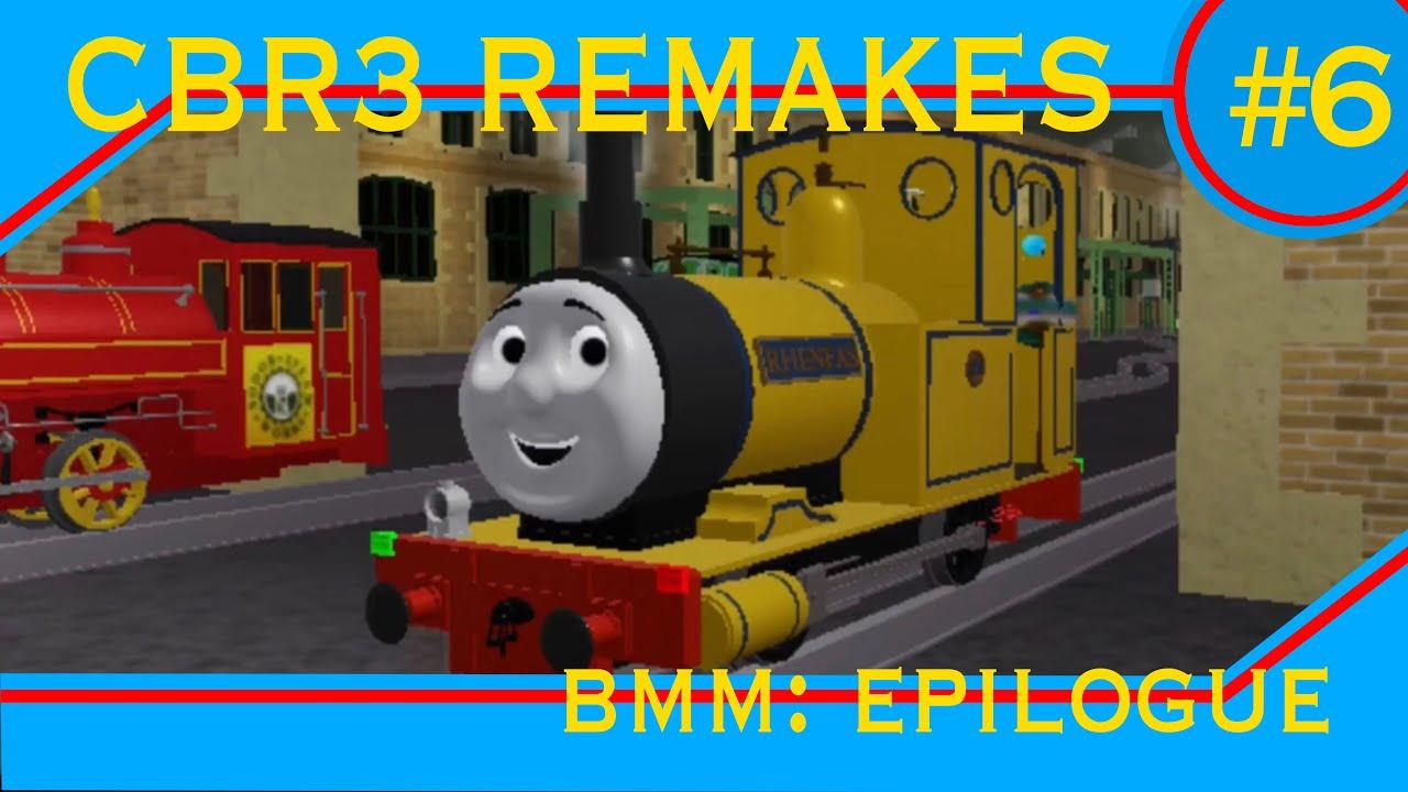 Blue Mountain Mystery Epilogue CBR3 Remake