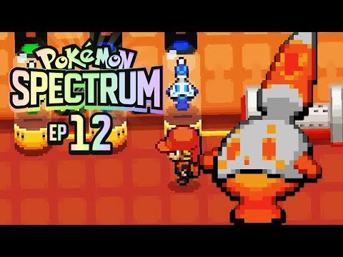NION LIGHT PUZZLES! Pokemon Spectrum w/ Sacred: Part 12 (Fan Game Gameplay Walkthrough)