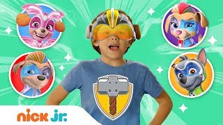 Jr. Dress Up w/ the Mighty Twins & Blue 🐶 Ep 10 ft. PAW Patrol + Blue