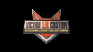 Мастер класс по сборке Nissan Patrol Y60 (TD42T) в мастерской ViktorLis Custom