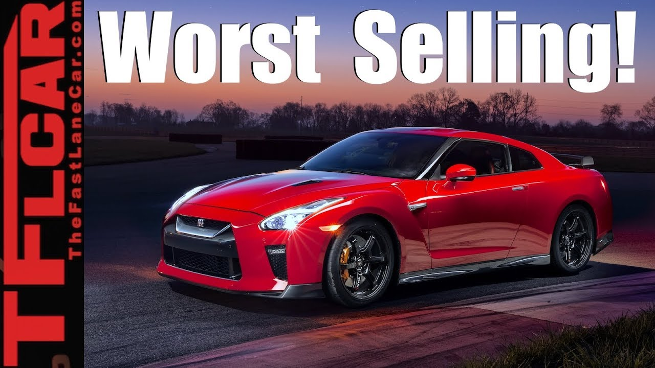 Top 10 Worst Selling Cars of Last Year! - YouTube