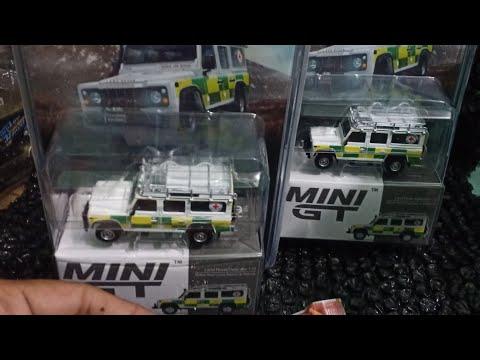 UNBOXING MINI GT