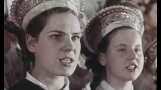 """к/ф """"Весенние голоса"""" -музыкальный -1955г, СССР (Мосфильм)"""